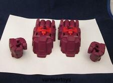 Transformers Generations Combiner Wars Computron Right and Left FEET & HANDS
