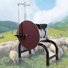 110V Electric Shearing Machine Clipper Sharpener Shears For Sheep Goats Farm Usa