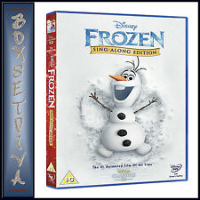 FROZEN SING-ALONG EDITION - DISNEY **BRAND NEW DVD ****