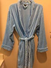 Just Love Kimono Robe - Baby Blue - Long Sleeve - Size 1X - SUPER SOFT - NEW