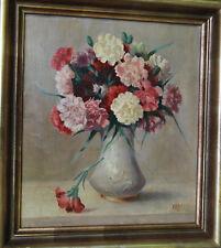 Ebel Fritz *1890 Neuroda +1946 Düsseldorf Nelken-Blumen,die nicht welken v.1921