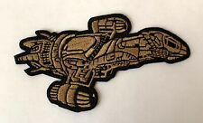Firefly Serenity Ship Iron-On Patch