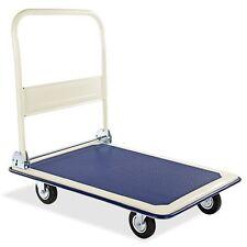 660lbs Platform Cart Dolly Folding Foldable Moving Warehouse Trolley Heavy Duty