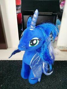 Build a Bear - My Little Pony - PRINCESS LUNA & Accessories