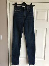 H&M EU 34 Blue Jeans L28 New