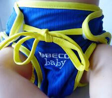 NEU 74,80 86 92 98,18-24 Monate,Schwimm Windel Aqua Bade Hose Baby Jungen blau