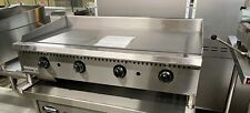 4 Grill 48 Griddle New Thermostat Commercial Gas Temperature Control 4 Burner