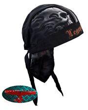 LEGENDARY HERITAGE Bandana Kopftuch Headwrap Biker Chopper Cap V2 Biker Harley