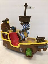 Disney's Jake and the Neverland Pirates Musical Bucky Talking Pirate Ship