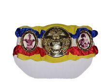 Authentic Rocky Balboa Championship Title Belt Jakks Pacific Rare used No Box