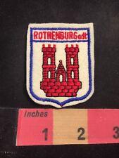 Germany ROTHENBURG odt Patch C893