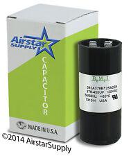378-454 uF x 110/125 Vac • Bmi Motor Start Capacitor # 092A378B125Ad2A • Usa