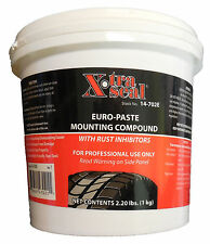 1KG White Tyre Lube, Wax, Soap, Mounting Paste - Industrial Quality