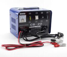 20A 12V / 24V 230V Car Battery Charger Jump Starter Power Booster Van Boat Truck