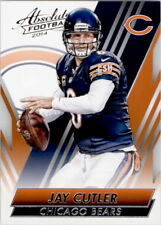 Jay Cutler 2014 Absolute Chicago Bears Football Card #83