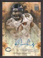 2014 Topps Inception Rookie Autograph #26 Ka'Deem Carey RC Auto Chicago Bears