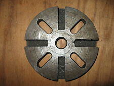 "Small Metal Lathe 6"" Faceplate 1""-12  Atlas Craftsman Clausing and Others"