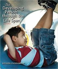 NEW DEVELOPING PERSON THROUGH THE LIFE SPAN 10TH EDITION BERGER HARDCOVER CG349