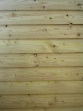 Lärche Konusprofil 26/17x145 mm Fassadenprofil Keilstülpschalung
