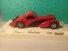 Véhicule Solido 1/43 Age d'Or - Bugatti  Atalante 57 S - 1939 - Ref.: 4088