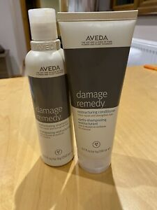 Aveda Damage Ready Restructuring Shampoo & Conditioner
