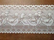 brise bise cantonnière rideaux à décor vendu au mètre B12