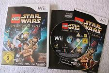 LEGO Star Wars die Komplette Saga Fehldruck wii Nintendo Wii