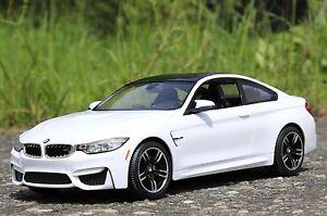 """RC Modell BMW M4 COUPE mit LICHT 34cm """"Ferngesteuert 40MHz""""     404566"""