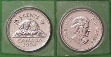 2004 Canada (P Mark) Nickel Sealed in Cellophane