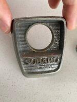 Subaru Badge, Boot?, Genuine, Original