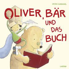 Oliver, Bär und das Buch - von Peter Carnavas NEU