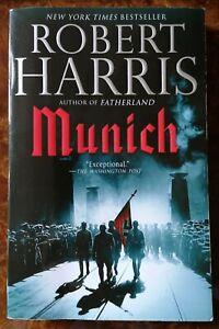 """Robert Harris """" Munich"""". EN ANGLAIS."""