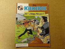 STRIP / KIEKEBOE: NR. 72   1ste druk
