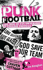 Punk Football - The Rise of Fan Ownership of Clubs in English Football - book