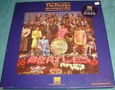 Beatles sgt. pepper's solitaire HEA HMV BOX-set CD No. 8816