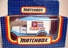 "Matchbox MB44 Ford Model ""T"" ""Para 90"" Sondermodell"