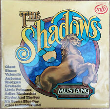 The Shadows Mustang UK LP