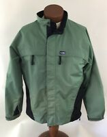 Gill Jacket Mens Medium Green Weatherproof for Sailing Yachting Fishing