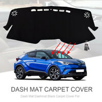 Xukey For Toyota CHR C-HR 2016 - 2019 Dash Cover Mat Dashmat