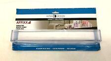 InterDesign Bathroom Tray Organizer Vanity Toothbrush Holder Toiletry Storage