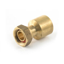 "TAP CONNECTORS -  F copper x BSP union nut Washer inc 22 mm x 1/2"" Straight"
