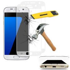 2x Films en VERRE Trempé Bord Incurvé Resistant Samsung Galaxy S7 G930F/ G930FD