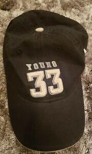 WNBA San Antonio Silver Stars #33 Sophia Young Adidas Buckle-Back Cap Hat OSFA
