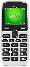 Doro 5030 Easy Big Button Mobile Phone White Unlocked