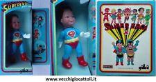 Action figure di eroi dei fumetti originale chiusa 20cm