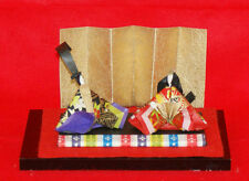 Ornament of the Hina Dolls (folding paper) #1507