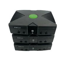 3x Original XBOX - PARTS OR REPAIR - CONSOLE ONLY - Microsoft Classic OG - AS IS