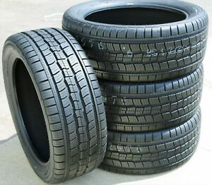 4 Tires Cooper Discoverer HTP II 265/65R18 114T M+S AS A/S All Season
