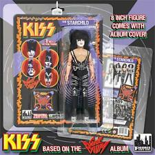 """KISS  8"""" action figure Paul Stanley retro the Star Child  Sonic Boom series 3"""