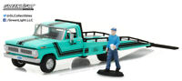 Greenlight 1:641967-72 Ford F-350 Ramp Truck (Hobby Exclusive)